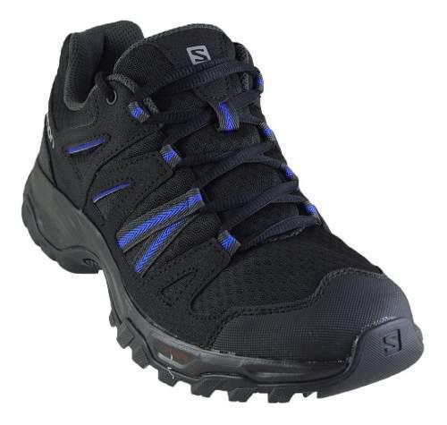 Zapatillas hombre salomon redwood 2 trail running black