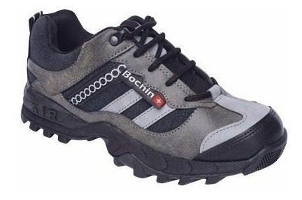 Zapatillas trekking de trabajo bochin reforzadas hasta el 48