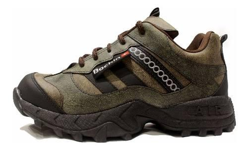 Zapatillas trekking de trabajo reforzadas bochin
