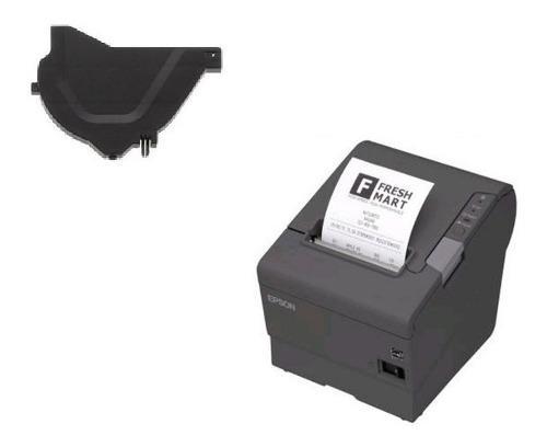 Accesorio adaptador rollo 57mm impresor comandera epson t20