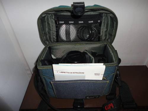Camara minolta dynax 300 si + 5 lentes+accesorios