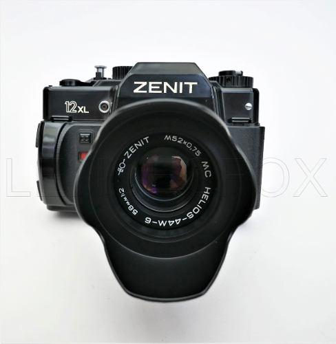 Cámara zenit 12xl lente mc helios 44m-6 58mm f:2 urss mint