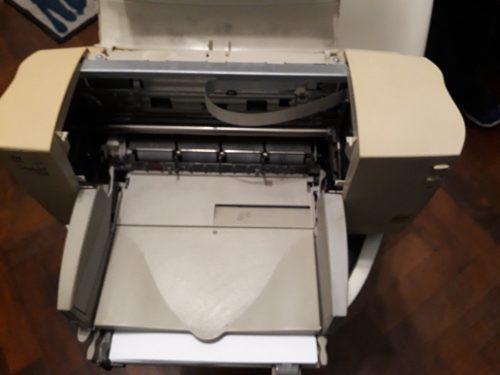 Impresora Hewlett Packard Deskjet 720c Hp Kodac Y Accesorios