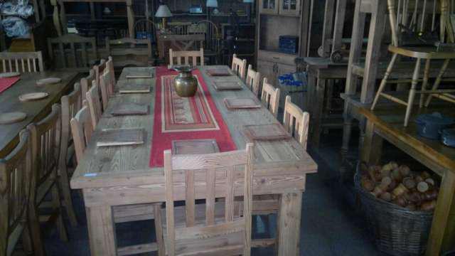 Mesas de pinotea, varias medidas en Don Torcuato