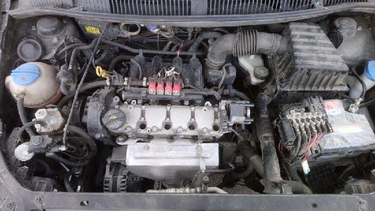 Motor fox 2015 con baja definitiva