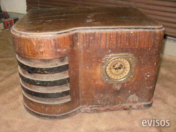 Reparacion de radios antiguas a valvulas en Merlo