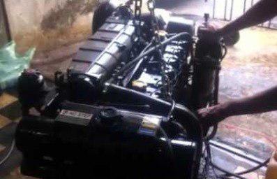 Repuestos motor mercruiser 4.2 l, 220 hp