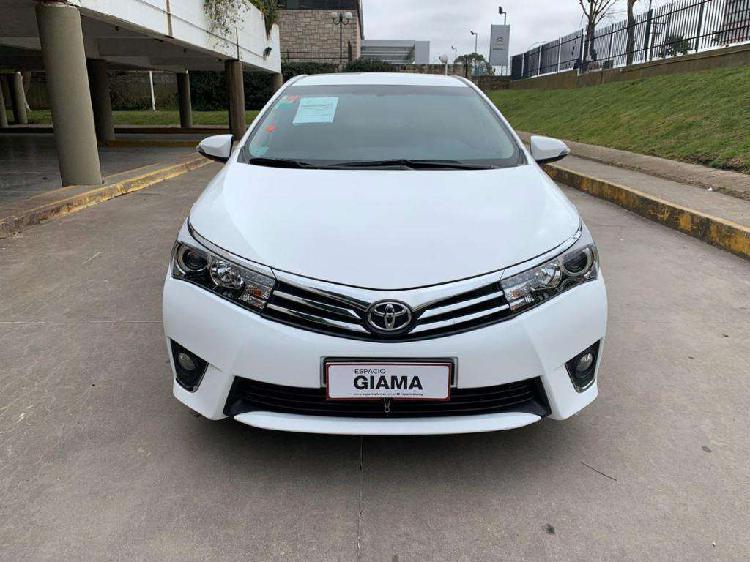 Toyota corolla 2014 seg