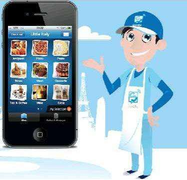 Una nueva app para conocer toda la oferta gastronómica de