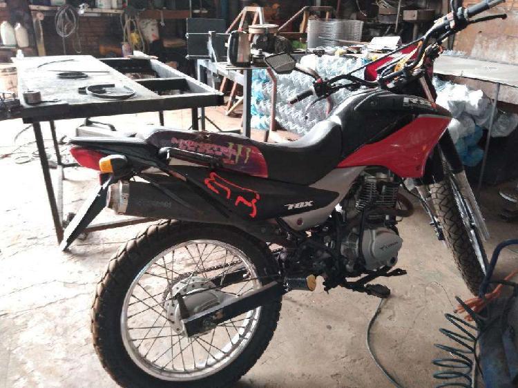 Vendo corven triax 2013 150cc