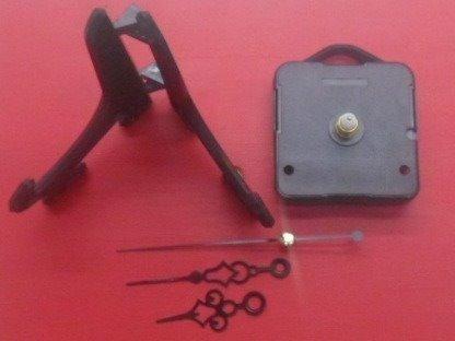 10 maquinas + 10 atriles para armar hacer relojes artesanias