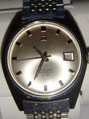Antiguo reloj automatico tissot suizo seastar original