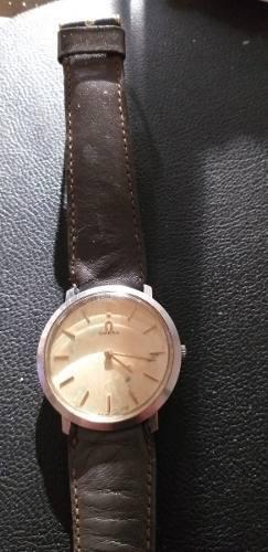 Antiguo reloj pulsera omega a cuerda - hombre - swiss made