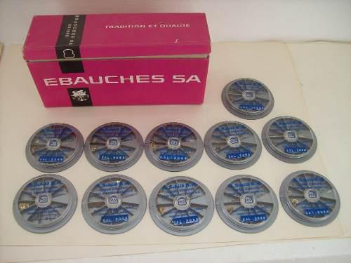 Antiguos repuestos suizos para relojes automaticos as 2066