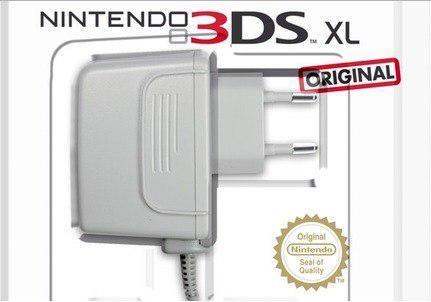 Cargador original nintendo dsi 2ds 3ds 3dsxl new 3dsxl 220v