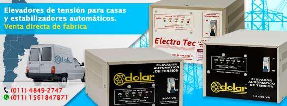 Elevador automático de tensión 16 kva (r 160v) 011- 4849-