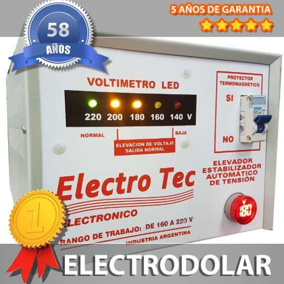 Estabilizador de 10.000watts automático para hogares 011-