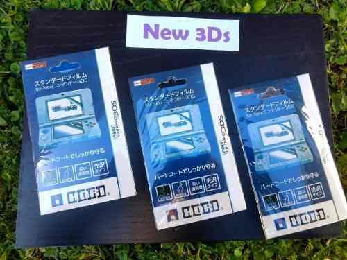 Film protector pantalla new nintendo 3ds - hori