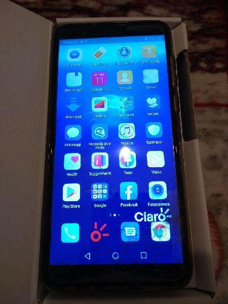 Huawei p smart 2018 32gb 3gb ram. huella