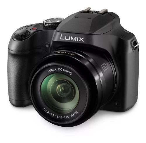 Panasonic fz80 camara digital 18mp 60x fotos&videos 4k wifi