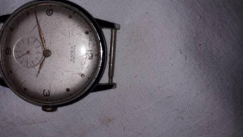 Reloj antiguo ancora a cuerda 15 jewels