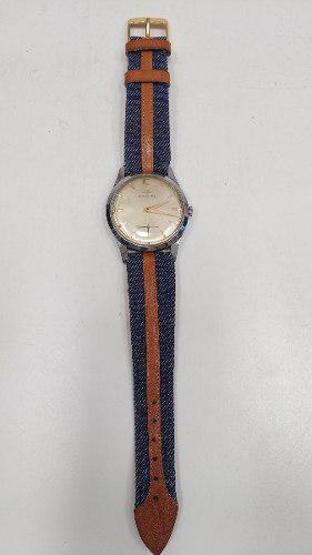Reloj pulsera antiguo marca movado unisex a cuerda
