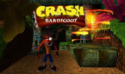 Saga crash bandicoot ps1 (11 juegos) para pc