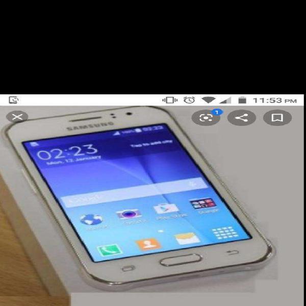 Samsung j1 ace libre impecable