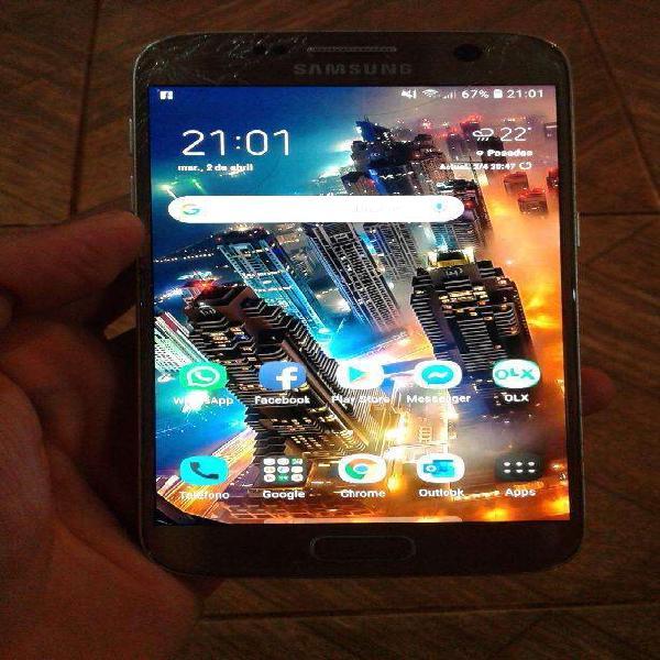Samsung s7 libre de fabrica