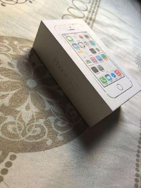 Iphone 5 s / nuevo en su caja