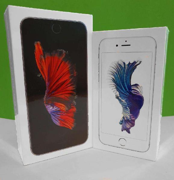 Iphone 6s y 6s plus nuevo libre original