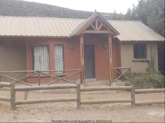 Alquiler casa en potrerillos lujan de cuyo mendoza en Luján