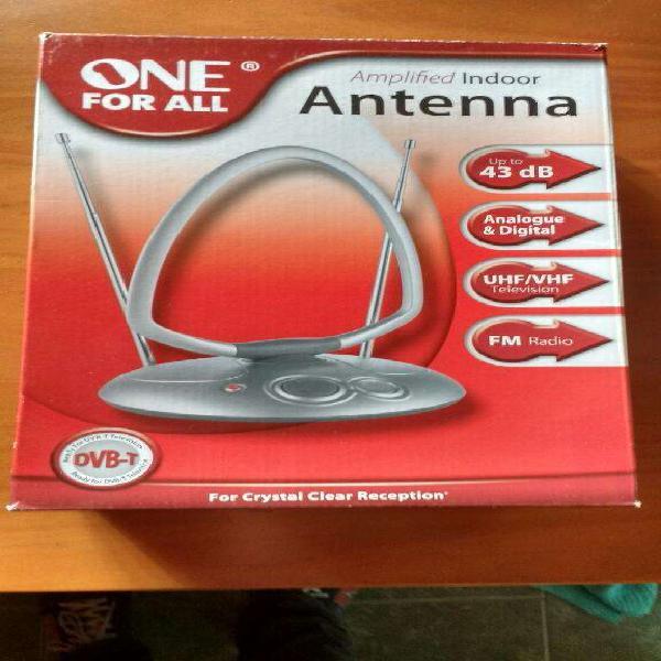 Antena nueva en caja