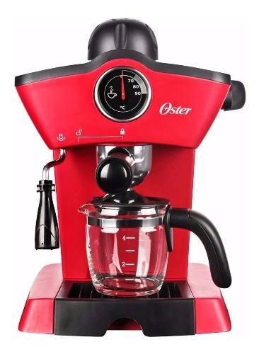 Cafetera Expresso Oster Cappuccino Hidropresión 900w Cuotas