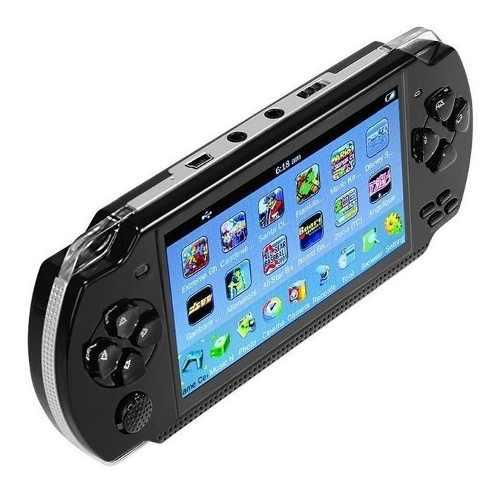 Consola juegos portatil mp5 game video 10000 juegos
