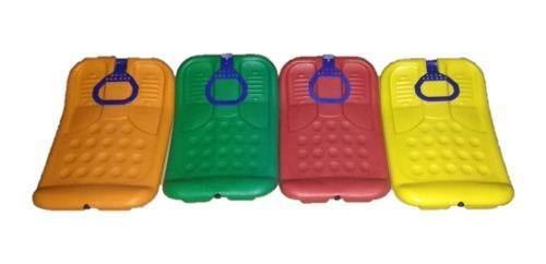Deslizador trineo culipatin niños adultos varios colores