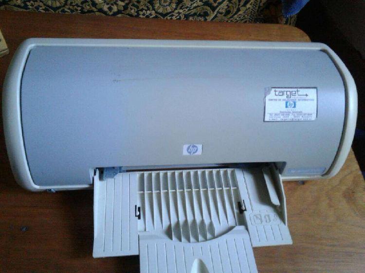 Impresora hp deskjet 3535 a reparar