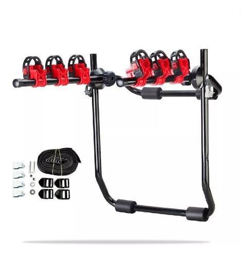 Porta bicicleta auto baul reforzado airway portabicleta