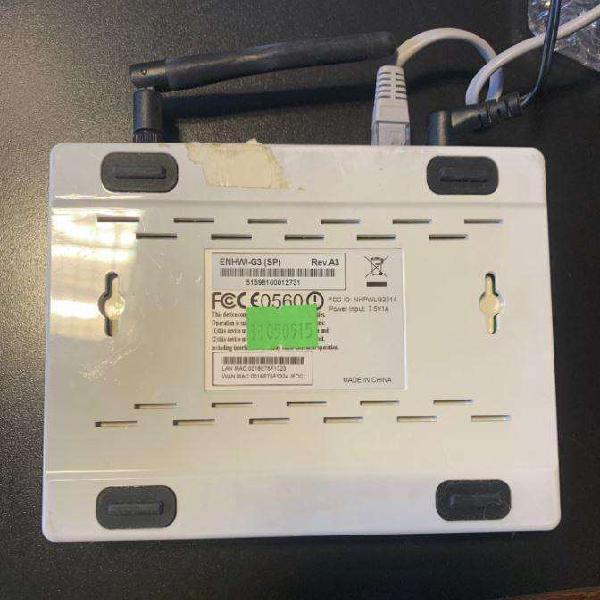 Router inhalámbrico wifi encore enhwi-g3 (sp)