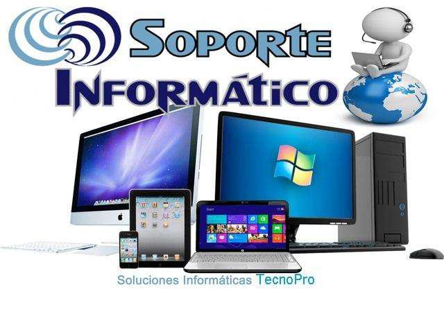 Servicio técnico mantenimiento de pc, notebook y
