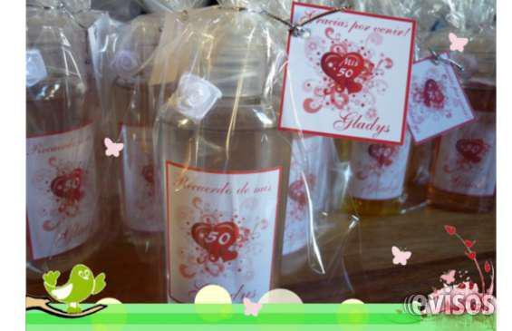 Souvenirs personalizados jabón líquido promoción! por 10