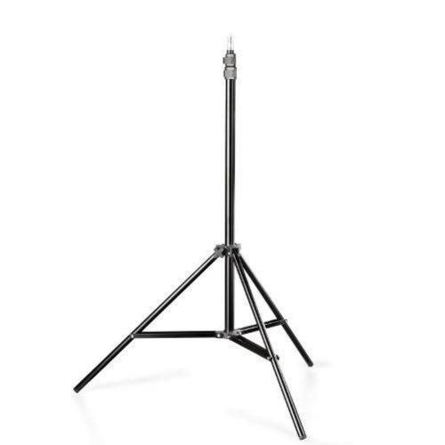 Tripode iluminación 2.1 m p flash estudio fotografía video
