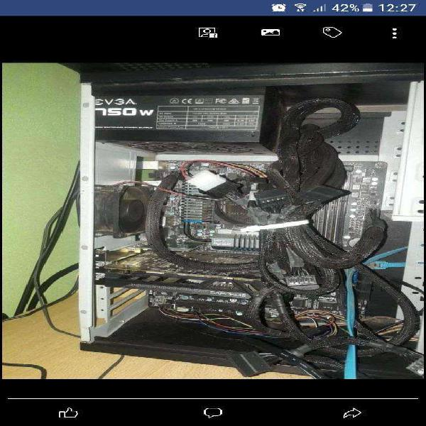 Vendo cpu gamer