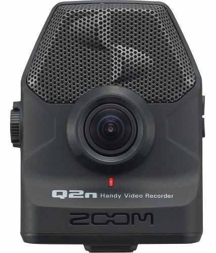 Zoom q2n handy video recorder - audio profesional