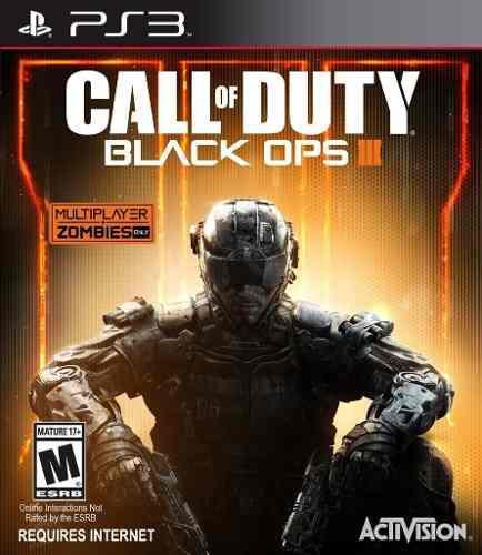 Call of duty black ops 3 ps3 digital || regalo black ops 1