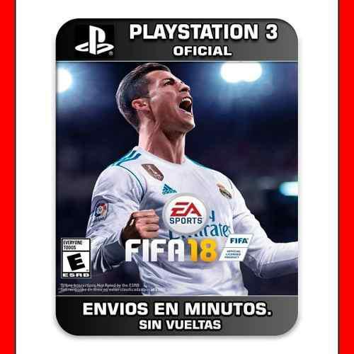 Fifa 18 ps3 edicion legendaria español latino 15' min