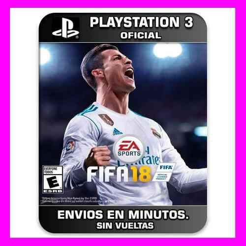 Fifa 18 ps3 edicion legendaria español latino 30% off