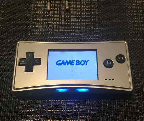 Gameboy micro (consola portatil)