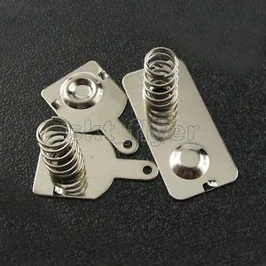 Kit soporte porta pila bateria 2xaa 3 piezas itytarg
