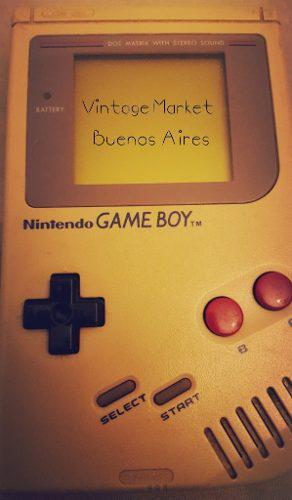 Nintendo gameboy original juego donkey kong